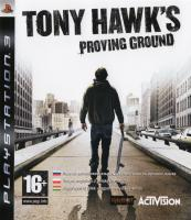 Tony Hawk's Proving Ground PS3 анг. б\у от магазина Kiberzona72