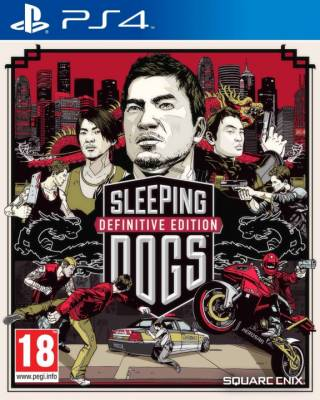 Sleeping Dogs: Definitive Edition PS4 от магазина Kiberzona72