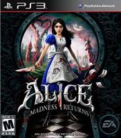 Alice Madness Returns PS3 анг. б\у от магазина Kiberzona72