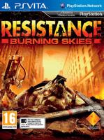 Resistance: Burning Skies Vita от магазина Kiberzona72