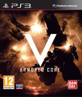 Armored Core V PS3 анг. б\у от магазина Kiberzona72