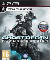 Tom Clancy's Ghost Recon: Future Soldier PS3 рус. б\у от магазина Kiberzona72