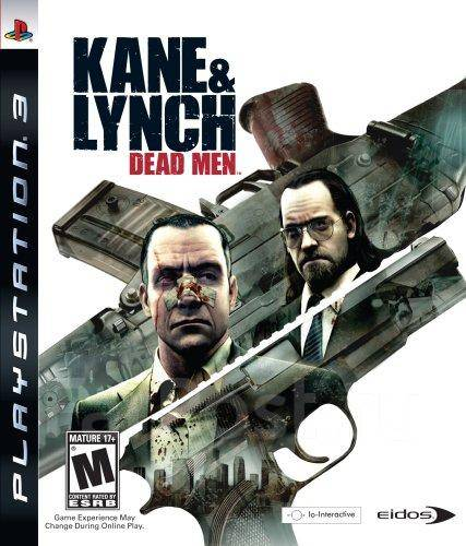 Kane&Lynch: Dead Men PS3 анг. б\у от магазина Kiberzona72