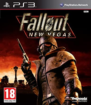 Fallout : New Vegas PS3 анг. б\у от магазина Kiberzona72
