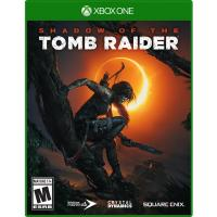 Shadow of the Tomb Raider XBOX ONE рус. б\у от магазина Kiberzona72