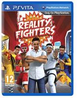 Reality Fighters PS Vita анг. б\у от магазина Kiberzona72