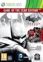Batman Arkham City Game of the Year Edition XBOX 360 рус.суб. б\у от магазина Kiberzona72