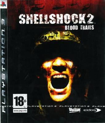 Shellshock 2: Blood Trails PS3 английская версия от магазина Kiberzona72