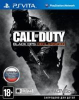Call of Duty: Black Ops Declassified PS VITA рус. б\у от магазина Kiberzona72