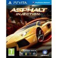 Asphalt: Injection PS Vita анг. б\у от магазина Kiberzona72