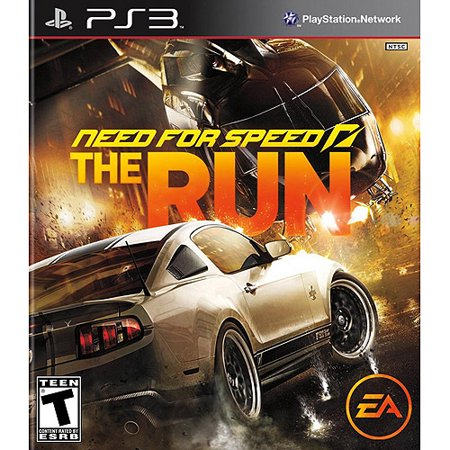 Need For Speed The Run PS3 рус. б\у от магазина Kiberzona72