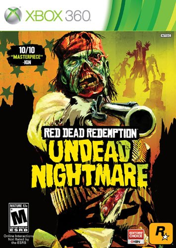 Red Dead Redemption: Undead Nightmare Xbox 360 анг. б\у от магазина Kiberzona72
