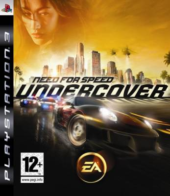 Need for Speed Undercover PS3 рус. б\у от магазина Kiberzona72