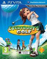 Everybody`s Golf PS VITA анг. б\у без бокса от магазина Kiberzona72