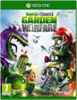 Plants vs. Zombies Garden Warfare XBOX ONE рус. б\у от магазина Kiberzona72