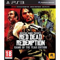 Red Dead Redemption Game of The Year Edition PS3 английская версия от магазина Kiberzona72