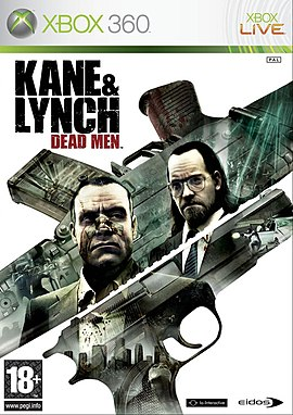 Kane&Lynch: Dead Men XBOX 360 анг. б\у от магазина Kiberzona72