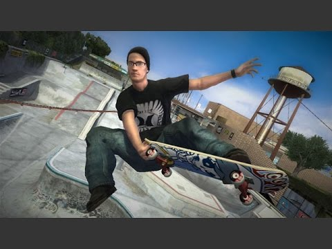 Tony Hawk's Project 8 XBOX 360 анг. б\у от магазина Kiberzona72