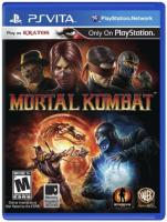 Mortal Kombat PS Vita б\у от магазина Kiberzona72