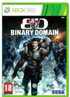 Binary Domain Xbox 360 анг. от магазина Kiberzona72