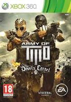 Army of TWO The Devils Cartel XBOX 360 анг. б\у от магазина Kiberzona72