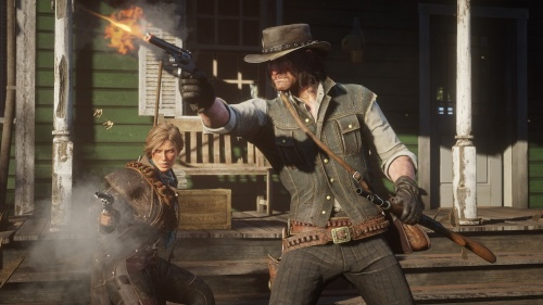 Red Dead Redemption 2 PS4 от магазина Kiberzona72