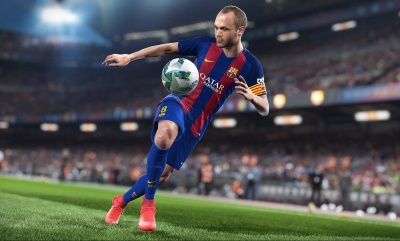 PES 2018: Pro Evolution Soccer 2018 PS4 от магазина Kiberzona72