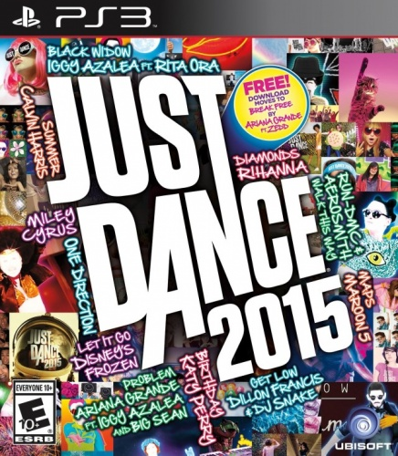 Just Dance 2015 PS3 анг. б\у от магазина Kiberzona72