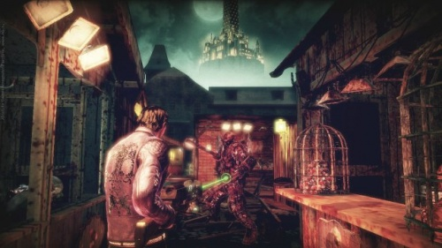 Shadows of the Damned PS3 анг. б\у от магазина Kiberzona72