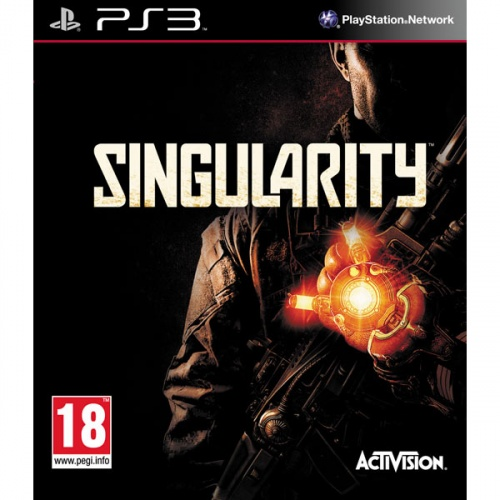 Singularity PS3 анг. б\у от магазина Kiberzona72