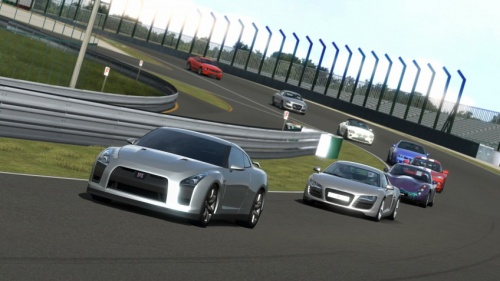 Grand Turismo 5 Prologue Video Game PS3 анг. б\у от магазина Kiberzona72