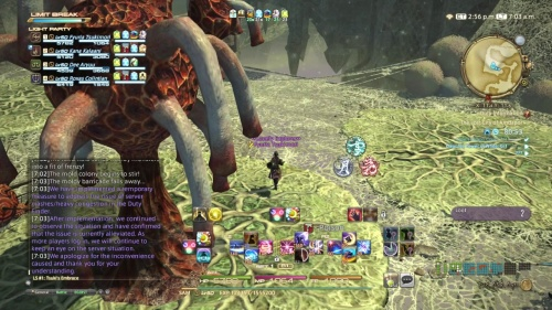 Final Fantasy XIV Online : A Realm Reborn PS3 анг. б\у от магазина Kiberzona72