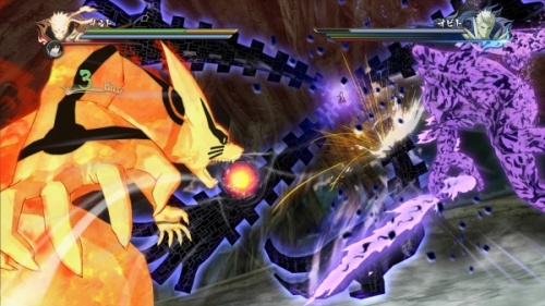 Naruto Shippuden: Ultimate Ninja Storm 4 PS4 рус. б\у от магазина Kiberzona72