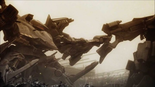 Armored Core 4 PS3 анг. б\у от магазина Kiberzona72