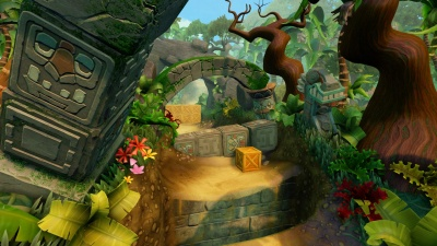 Crash Bandicoot N. Sane Trilogy PS4 анг. б\у от магазина Kiberzona72