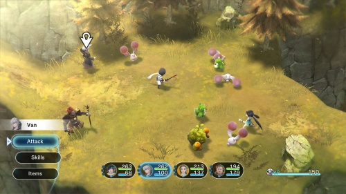 Lost Sphear PS4 [английская версия] от магазина Kiberzona72