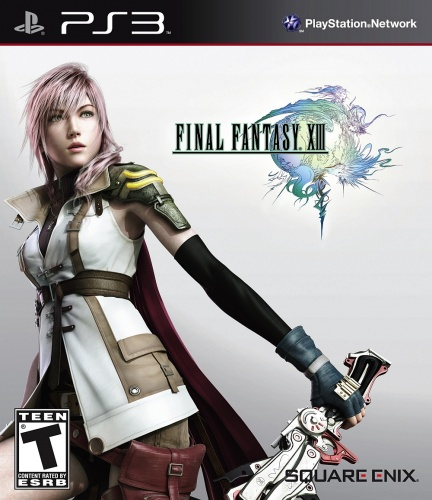 Final Fantasy XIII PS3 анг. б\у от магазина Kiberzona72