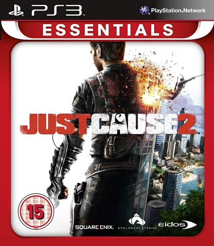 Just Cause 2 Game Essentials PS3 анг. б\у от магазина Kiberzona72