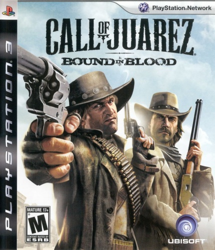 Call of Juarez: Bound in Blood PS3 анг. б\у от магазина Kiberzona72