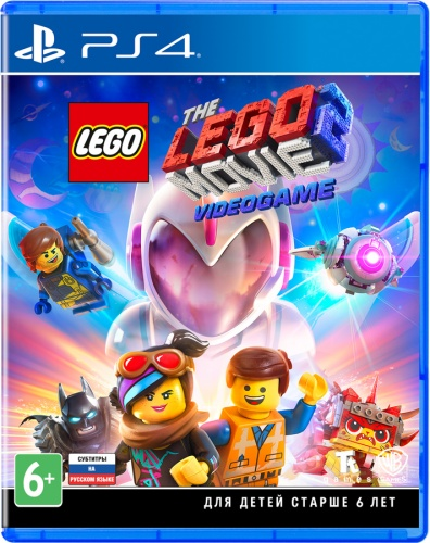 LEGO Movie 2 Videogame PS4 от магазина Kiberzona72