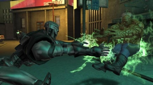 Fantastic Four: Rise Of The Silver Surfer PS3 анг. б\у от магазина Kiberzona72
