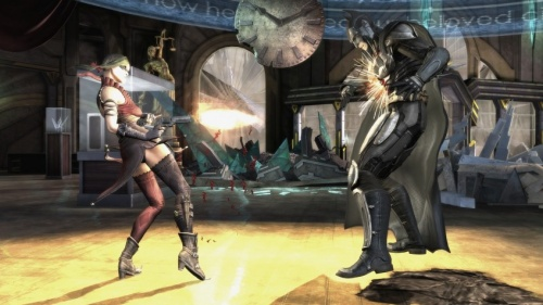 Injustice: Gods Among Us PS3 анг. б\у от магазина Kiberzona72