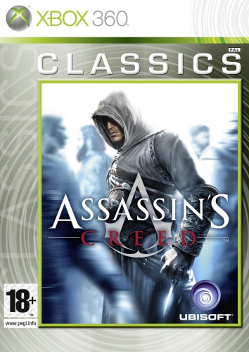 Assassin's Creed Classics Xbox 360 анг. б\у от магазина Kiberzona72