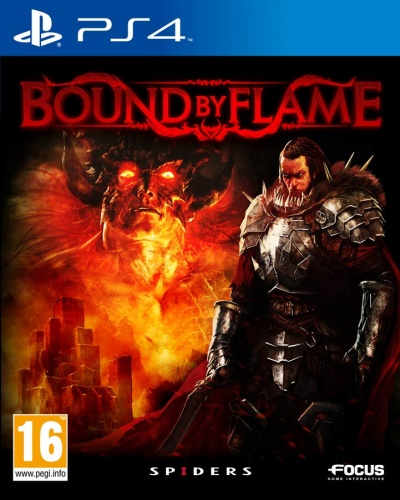 Bound By Flame PS4 анг. б\у от магазина Kiberzona72