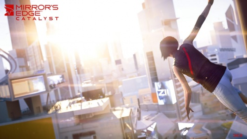 Mirror's Edge Catalyst PS4 от магазина Kiberzona72