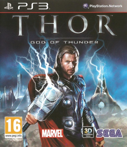 Thor God of Thunder PS3 анг. б\у от магазина Kiberzona72