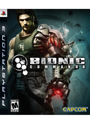 Bionic Commando PS3 анг. от магазина Kiberzona72