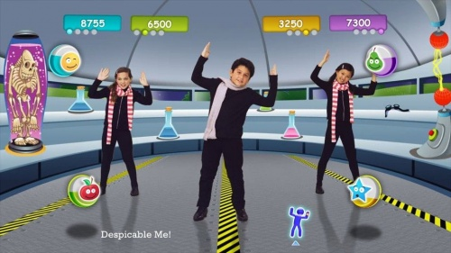 Just Dance : Kids анг. б\у от магазина Kiberzona72