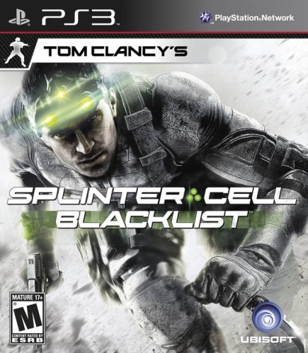 Tom Clancy's Splinter Cell Blacklist PS3 рус. б\у от магазина Kiberzona72