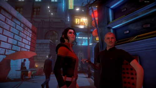Dreamfall Chapters PS4 [английская версия] от магазина Kiberzona72
